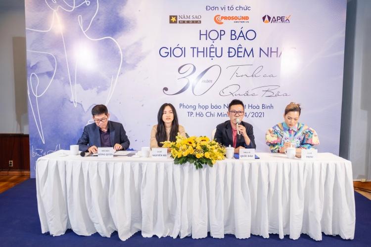 Nhạc sĩ Quốc Bảo tổ chức đêm nhạc kỷ niệm 30 năm sáng tác - 1