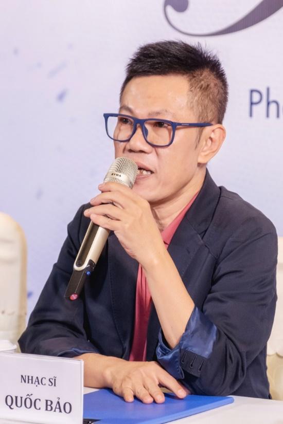 Nhạc sĩ Quốc Bảo tổ chức đêm nhạc kỷ niệm 30 năm sáng tác - 2