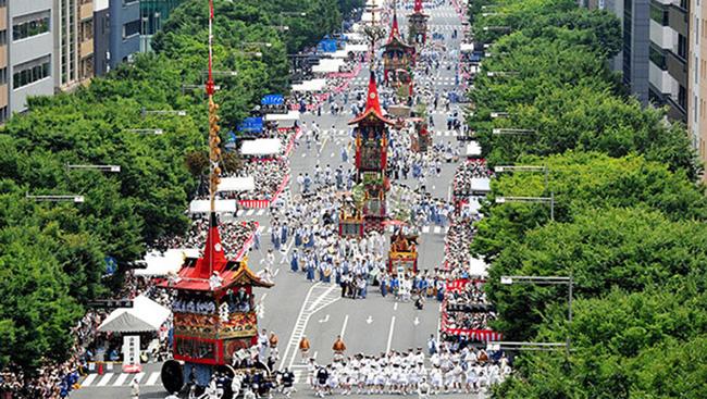 Nhật Bản: Những điểm nhấn kỳ thú trong các lễ hội chào Hè 2021 - 8