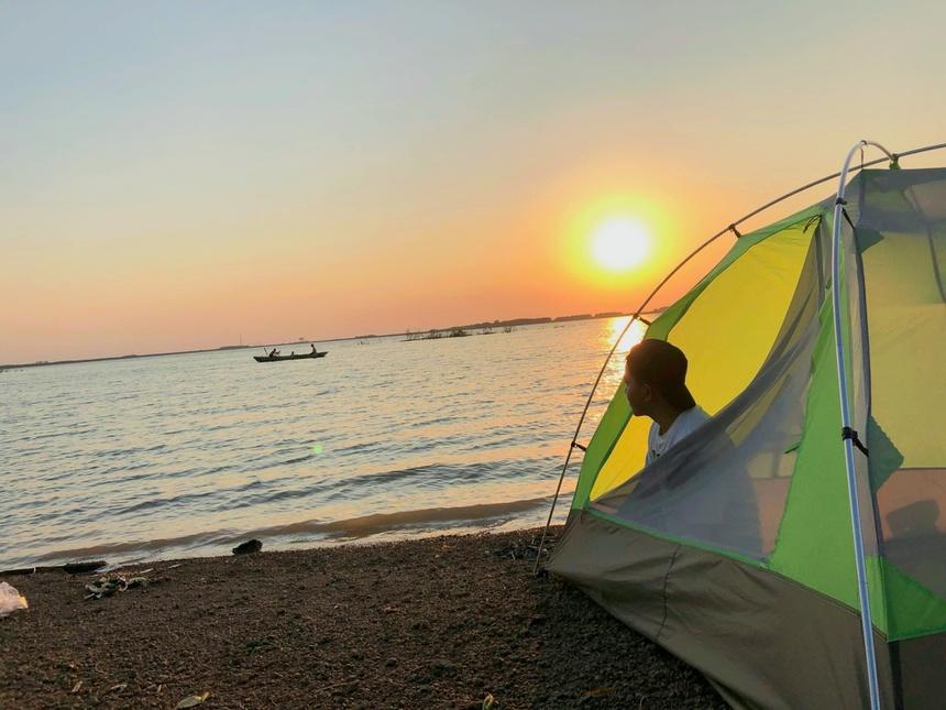 Rủ nhau đi cắm trại cắm trại cuối tuần gần TP.HCM - 5