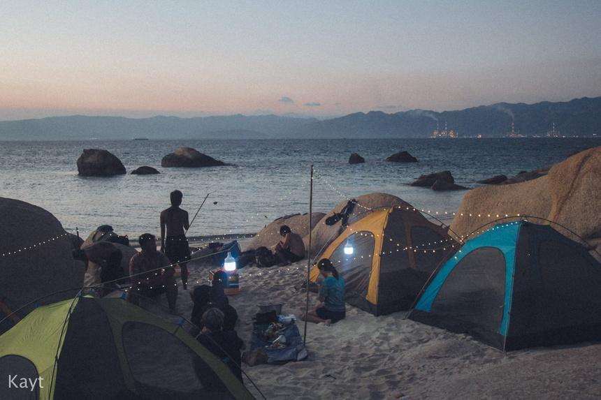 Rủ nhau đi cắm trại cắm trại cuối tuần gần TP.HCM - 6