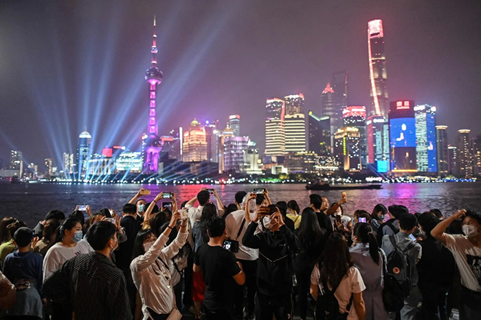 Trung Quốc: Hơn 200 triệu chuyến đi đã được đặt dịp nghỉ lễ 1/5 - 6