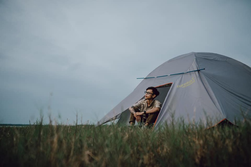 Rủ nhau đi cắm trại cắm trại cuối tuần gần TP.HCM - 2