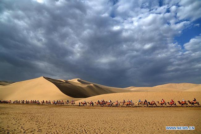 Trung Quốc: Hơn 200 triệu chuyến đi đã được đặt dịp nghỉ lễ 1/5 - 2