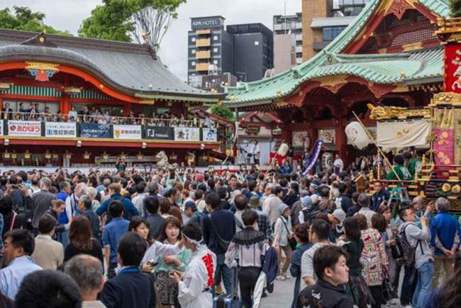 Nhật Bản: Những điểm nhấn kỳ thú trong các lễ hội chào Hè 2021 - 4
