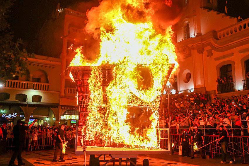 Những lễ hội truyền thống ấn tượng độc nhất vô nhị ở Mỹ Latinh - 1