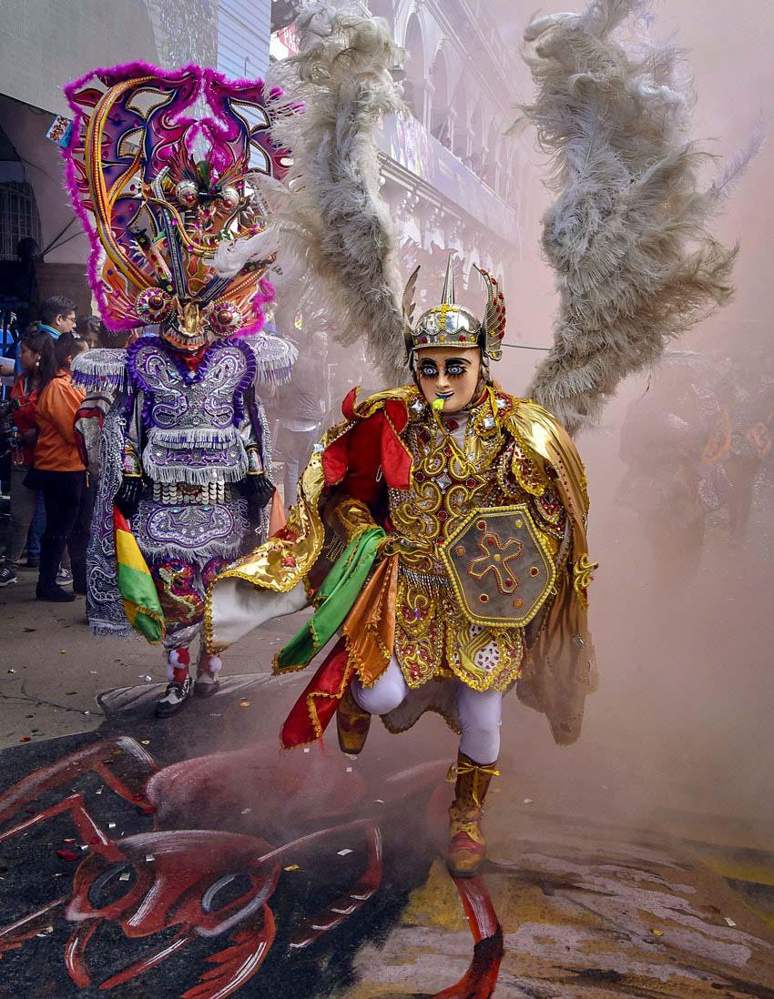 Những lễ hội truyền thống ấn tượng độc nhất vô nhị ở Mỹ Latinh - 4
