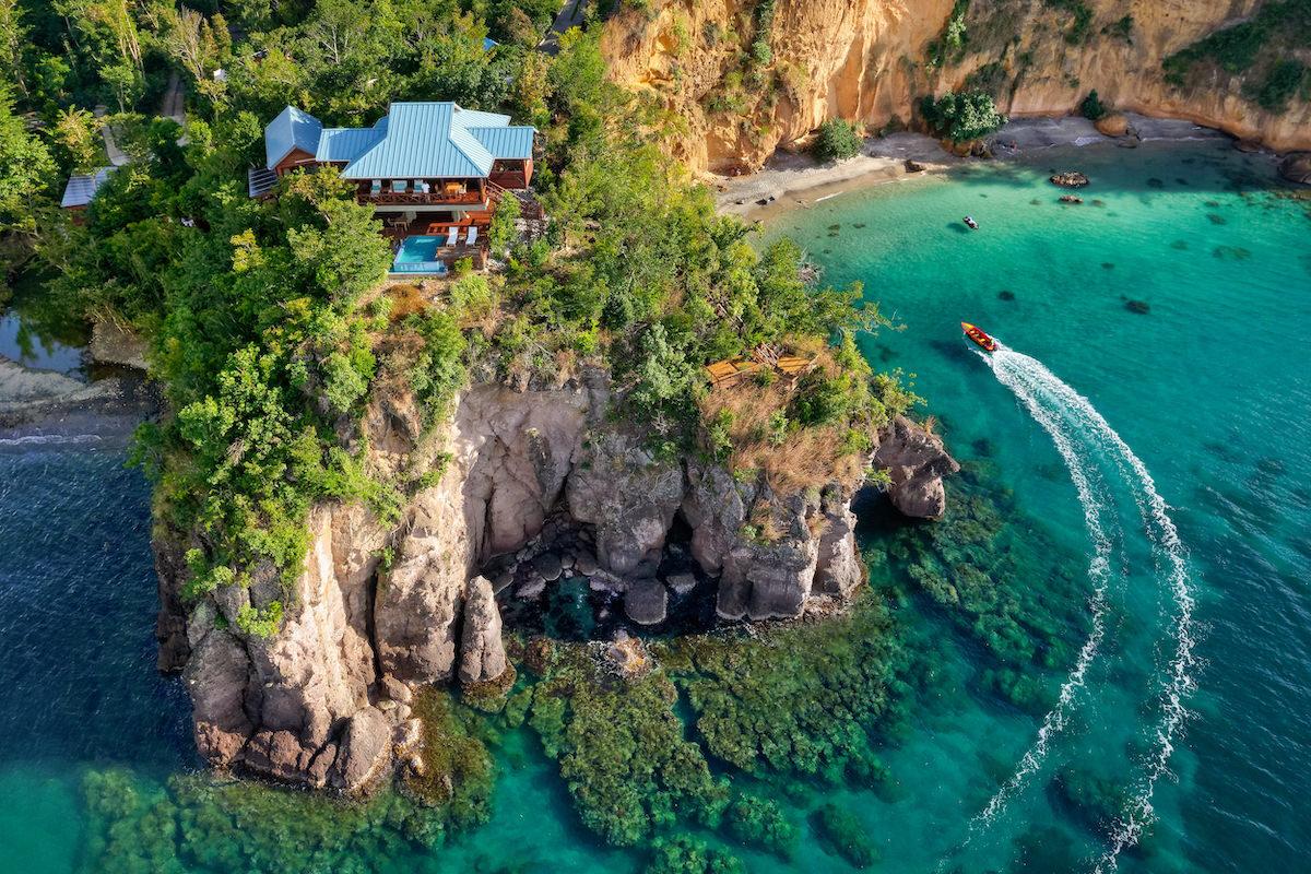 7 khách sạn trên vách núi đẹp nhất thế giới - 2