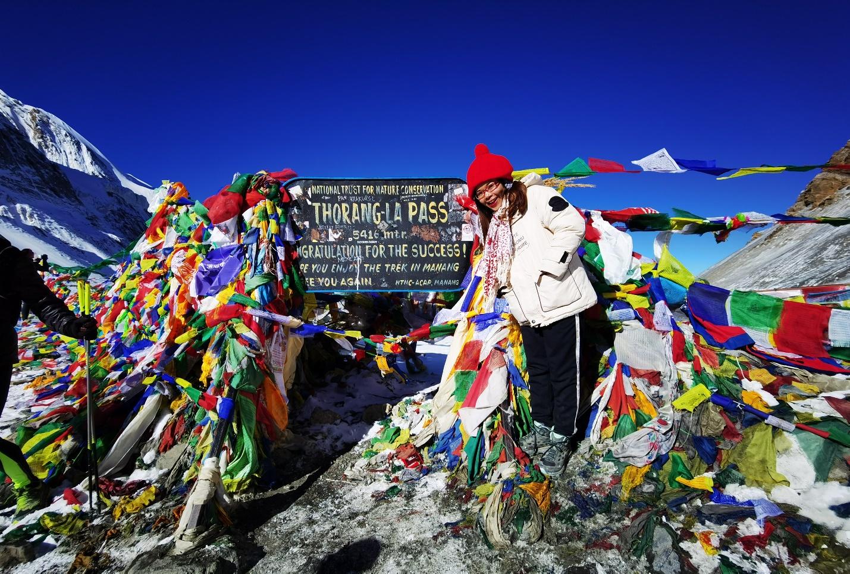 Tới Nepal, gửi lời nguyện cầu theo những lá cờ Lungta bay phấp phới - 6