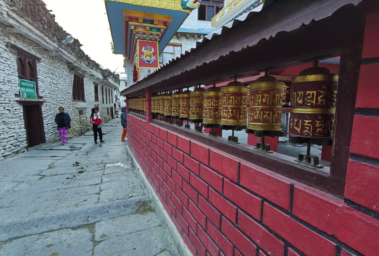 Tới Nepal, gửi lời nguyện cầu theo những lá cờ Lungta bay phấp phới - 8