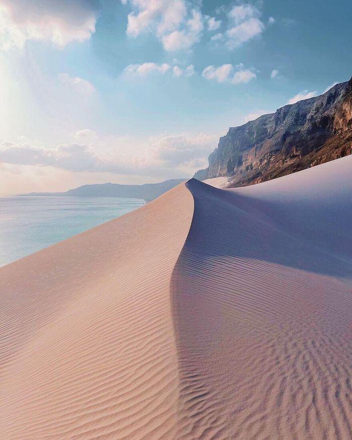 Ngắm nhìn hòn đảo như quang cảnh của hành tinh viễn tưởng - 9