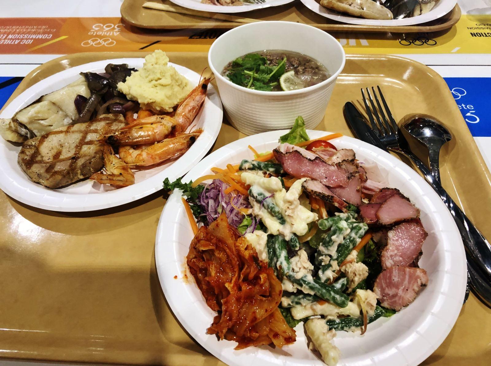 Olympic Tokyo 2020: Có 700 món ăn mỗi ngày, nổi bật với Phở và thịt bò Wagyu - 9