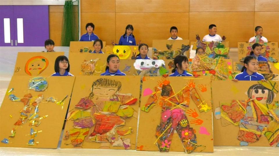 Rối khổng lồ Mocco mang theo hy vọng đến Olympic Tokyo - 3